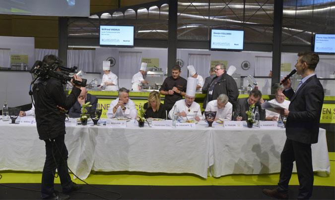 Como novedad, este año el jurado ha estado formado por representantes de toda la cadena alimentaria. ©Francis_Mainard.