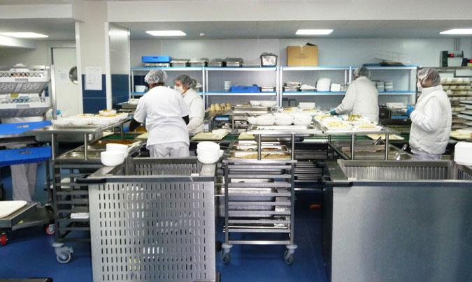 ¿Se puede gestionar eficientemente la cocina sin perder creatividad e innovación?