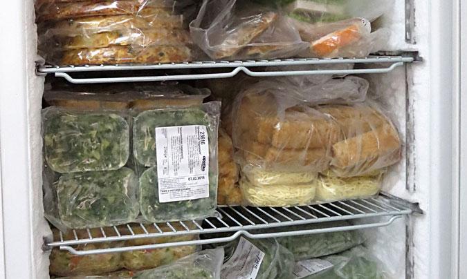 El sistema 'Apetito' permite optimizar el espacio en cocina, tener un mayor control sobre el <i>stock</i> y garantizar la seguridad alimentaria. ©Rest_colectiva.