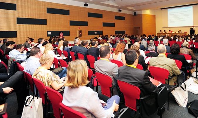 El congreso se desarrolló en el Centro de Convenciones del recinto de Gran Via de Fira Barcelona. ©Paco_Deogracias.