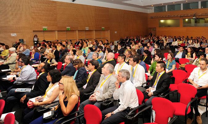 La convención cerró con 300 personas acreditas, el límite que se había marcado la organización. ©Paco_Deogracias.