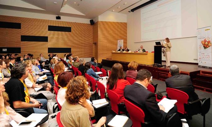 La mesa sobre los alérgenos y la información al consumidor, una de las más celebradas. ©Paco_Deogracias.