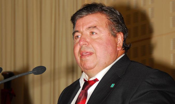<b>Javier Vidal</b>, jefe del Servicio de Alimentación del Complejo Hospitalario Universitario de Santiago de Compostela (CHUS) y vocal de la junta directiva de la AEHH.