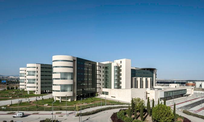 La nueva cocina central del PTS dará servicio a todos los hospitales de Granada