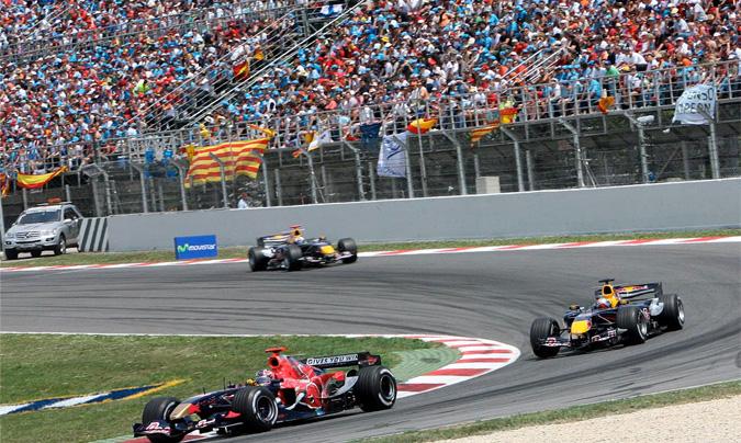 Según la organización, Circuit de Catalunya ha acogido a 218.331 aficionados durante el fin de semana, para ver las carreras del Gran Premio de España de Fórmula 1.