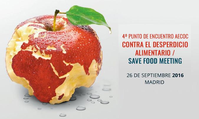 Aecoc reunirá a 300 profesionales europeos para debatir contra el desperdicio alimentario