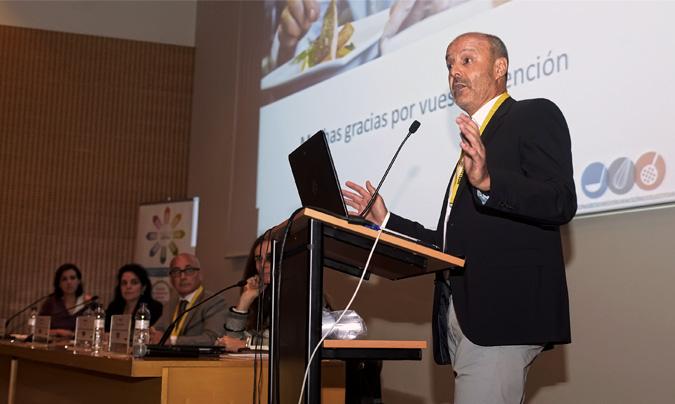 <b>Antoni Llorens</b>, presidente de Feadrs y presidente-director general de Serunion, fue quien inauguró el congreso.