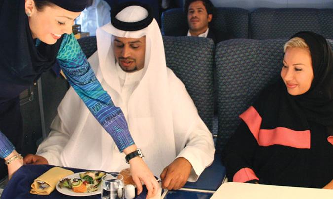 Para Saudia Airlines es muy importante que el pasajero se sienta 'a gusto y como en casa'. ©Saudia Catering