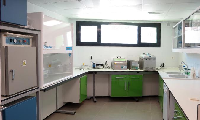 Laboratorio.