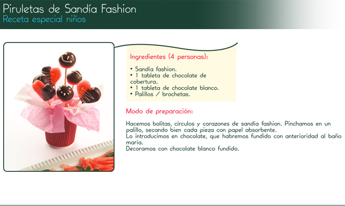 © Sandía Fashion