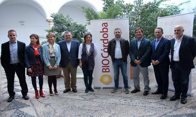 De izquierda a derecha: Antonio Deza, María Luisa Deza, Carmen Casas, Francisco Zurera, María Isabel Ambrosio, Francisco Ángel Sánchez, Álvaro Barrera, Manuel Torreglosa y Álvaro Fuentes-Guerra.