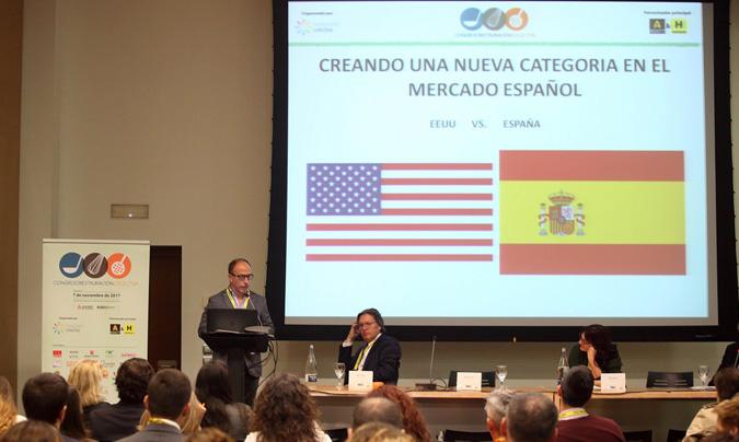 Alfonso García puso de ejemplo los EEUU, como ejemplo a seguir en los servicios en grandes eventos y espectáculos multitudinarios. ©Eduardo_Alapont.