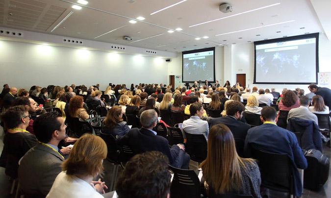 La sesión dedicada al tema de la comunicación despertó gran interés entre los asistentes. ©Eduardo_Alapont.