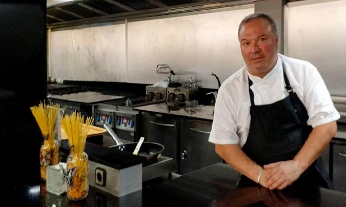 Francesc Muntanyola, cocinero y consultor de KM Cooking Concepts.