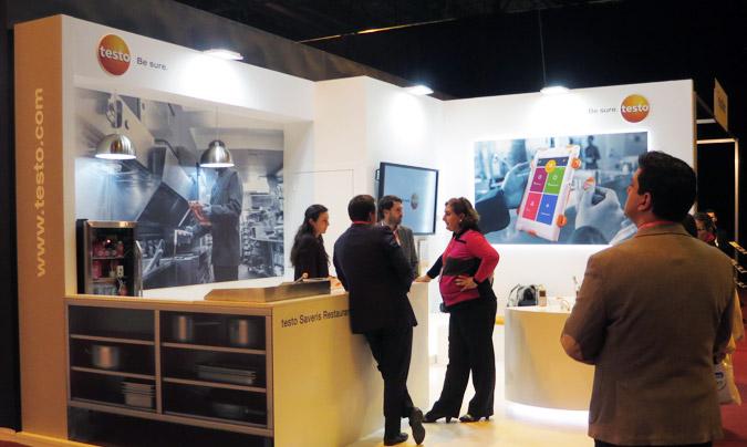 Instrumentos Testo presentó sus soluciones de gestión integral y automatizada de la calidad.