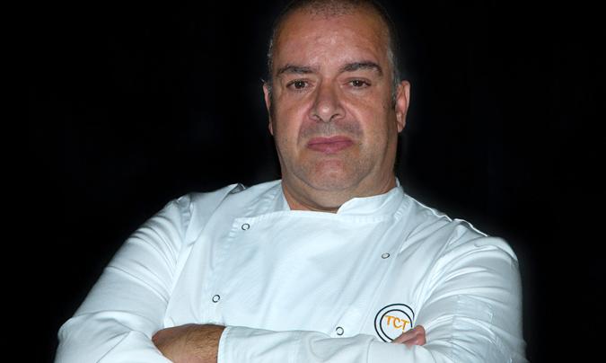Francesc González, cocinero con amplia experiencia en cocinas de colectividades y consultor de TCT45.