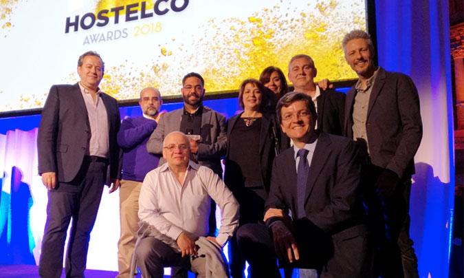 Una amplia representación del Hospital Regional de Málaga, participó en la gala de los 'Hostelco Awards', celebrada en Barcelona.