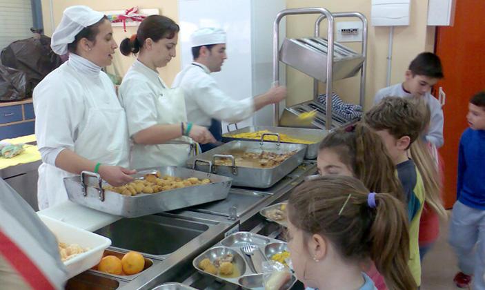 Guía de comedores escolares para  la adquisición de hábitos saludables