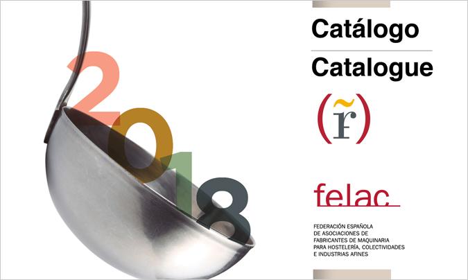 La federación de fabricantes de equipamiento lanza la edición 2018 de su catálogo