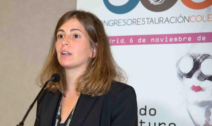 Clara Morán, abogada de Global Pacta.