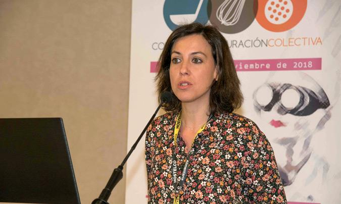 Isabel Doys, consultora-directora de NormaFood.