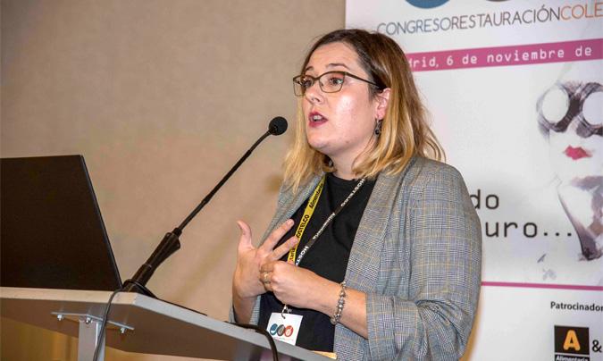 Concepción Maximiano, dietista nutricionista de Serunion y miembro de Codinma (Colegio Profesional de Dietistas-Nutricionistas de Madrid).