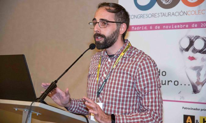 Víctor Paredes, responsable del departamento de Nutrición de Gastronomic SAU y miembro de Codinma (Colegio Profesional de Dietistas-Nutricionistas de Madrid).