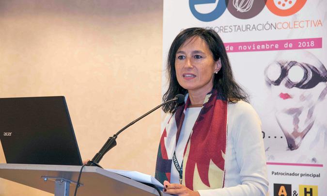 María López, Relaciones Institucionales, Servicios Jurídicos, y Dirección Corporativa de Ausolan.