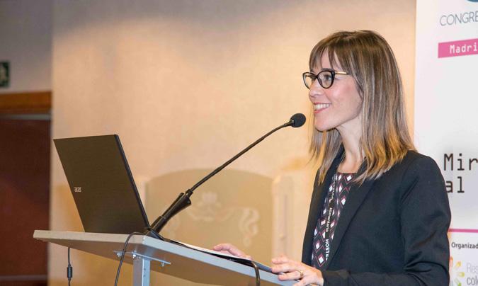 Laura Bellés, directora de Operaciones de Intur Restauración Colectiva.