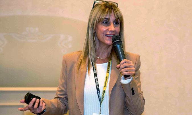 Pilar Esquer, fundadora de Hàbits.