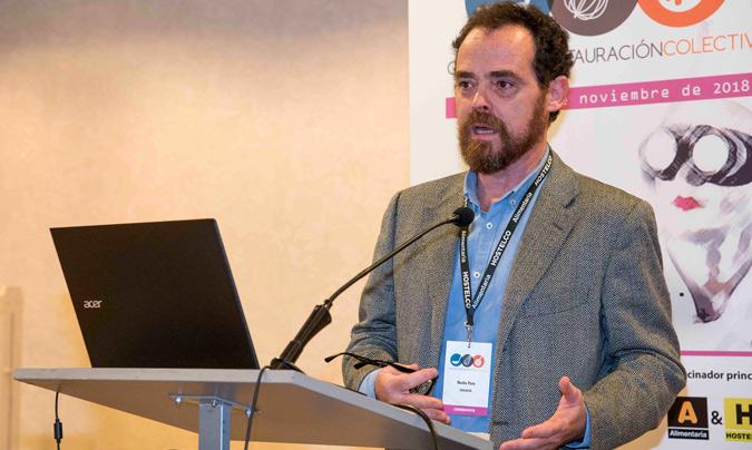 Nacho Pons de Dalmases, responsable de Innovación de Serunión.