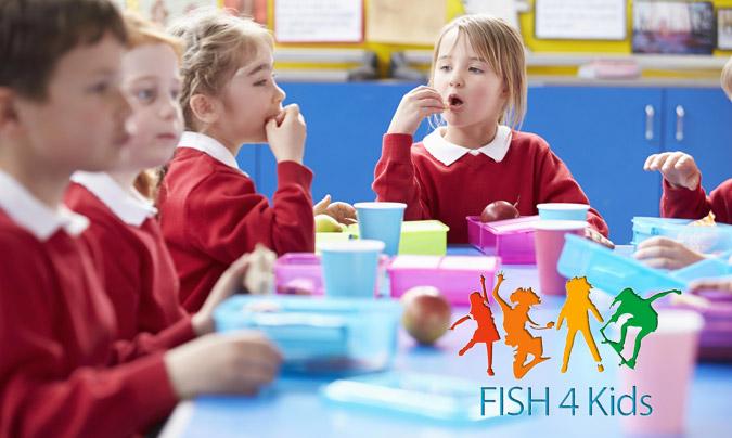 'Fish 4 kids', un proyecto para concienciar en los colegios sobre la biodiversidad marina