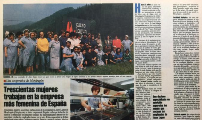 A mediados de los 70, la cooperativa empezó a tener reconocimiento externo y consiguió visibilidad en los medios.