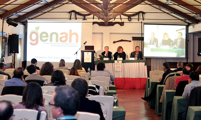 Imagen de una de las sesiones de la primera edición del curso. ©Genah.