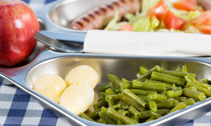 La regulación de los menús de comedores escolares, una realidad desde el año 2011