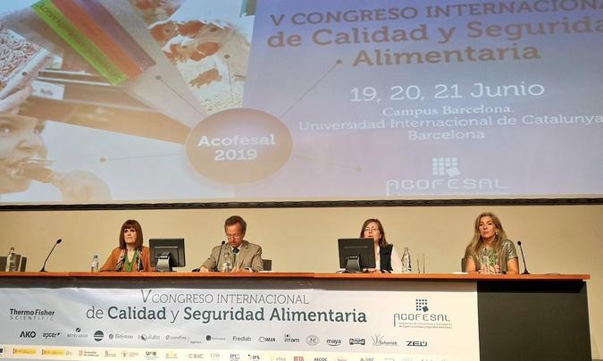 'El congreso Acofesal pretende ser un estímulo para el sector de la seguridad alimentaria'
