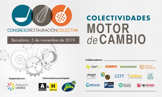 Colaboradores: Asociación Española de Hostelería Hospitalaria (AEHH), Aliment Consulting, Asonaman, Cesnut, Campus de Turisme, Hoteleria i Gastronomia CETT-UB, ChefEco, Codinucat, Feadrs, Laztan, Linkers, Op-team, Te lo sirvo verde y Zummo.