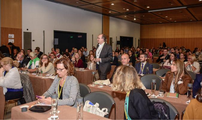 Xavier Marcet abrió el congreso con una charla sobre personas, motivación y liderazgo. ©RC_PacoDeogracias.