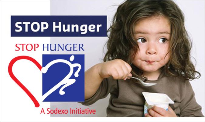 Sodexo donará 91.000 comidas este curso en los colegios donde presta servicio