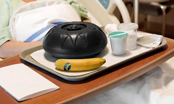 Serunion y Asprocan entregan Plátano de Canarias a los colectivos que más lo necesitan