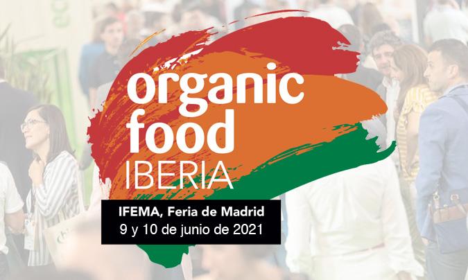 Organic Food Iberia aplazado hasta el 2021
