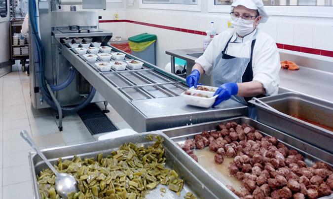 Compass Group ha servido más de 175.000 comidas a pacientes y sanitarios en Ifema