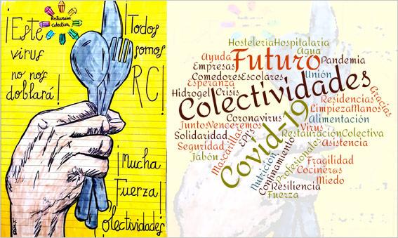 Mensajes, información y documentos sobre el <i>Covid-19</i>, a un solo <i>clic</i>