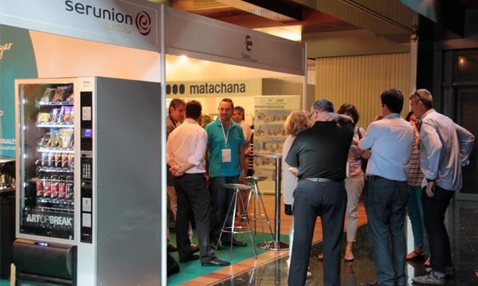 Un total de 32 empresas (proveedoras y operadoras) estuvieron en el congreso presentes con un stand.