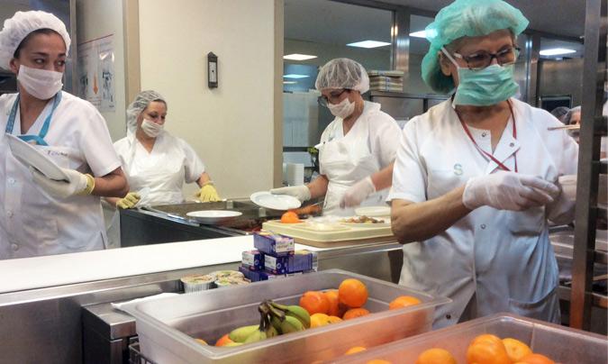 Control higiénico sanitario en cocinas hospitalarias durante el <i>Covid-19</i> (parte 1)