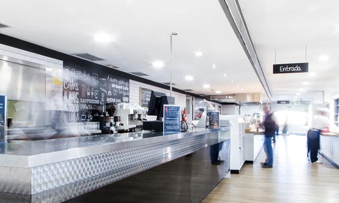 Mediterránea reabre el 100% de sus cafeterías de hospital en la 'nueva normalidad'