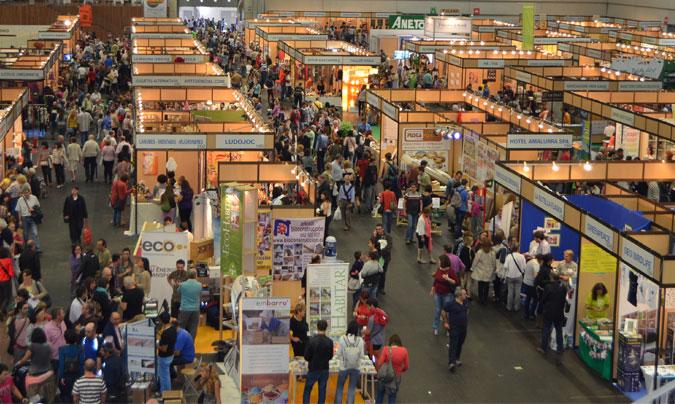 Los stands dedicados a la agricultura y la alimentación biológican han supuesto el 40% del total. En la feria se presentaron más de 10.000 productos certificados.