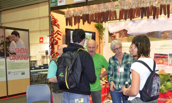 BioCultura Bilbao ha sido un buen espaldarazo para el sector ecológico en Euskadi y en todo el norte peninsular.