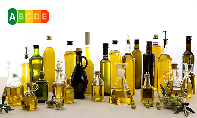 Por sus características nutricionales y aspectos positivos de su consumo, el AOVE y AOV deberían ser clasificado con una 'A' en el etiquetado Nutri-Score (color verde oscuro, mejor opción de consumo), en lugar de la 'C' (amarillo, calidad intermedia). ©MAPA.