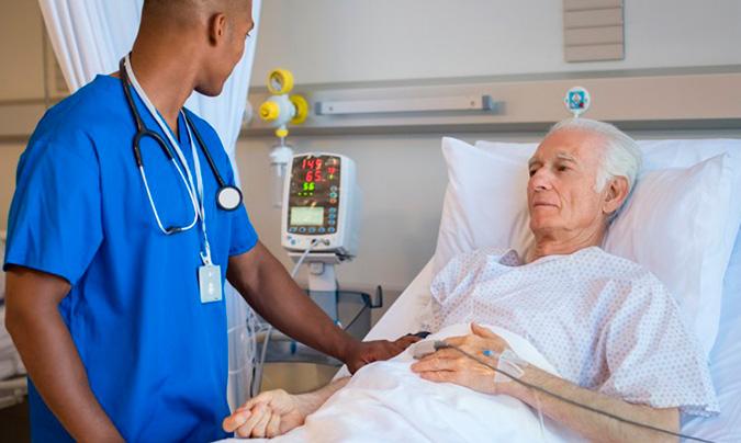 Entre el 30 y el 80% de pacientes <i>Covid</i> está en riesgo de desnutrición
